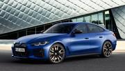 BMW i4 (2021) : Tout sur le coupé 5 portes électrique