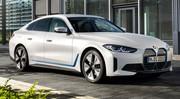 Nouvelle BMW i4 2021 : prix, infos et photos officielles