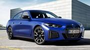BMW i4 et version M : photos, infos et prix
