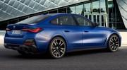 La BMW i4 M50 est la première sportive électrique badgée M