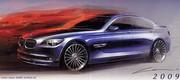 La nouvelle BMW Série 7 en version Alpina à Genève