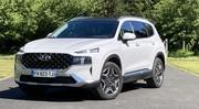 Essai Hyundai Santa Fe hybride rechargeable (2021) : pour oublier le diesel !