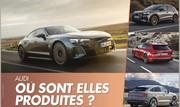 Audi : Où sont fabriqués les modèles de la gamme ?