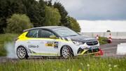 Opel Corsa-e Rally : le pari est magique
