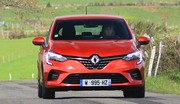 Essai et mesures de la Renault Clio GPL 2021 : 950 km avec un plein
