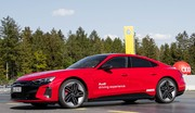 Essai Audi RS e-tron GT : prime time !