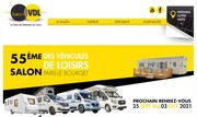 Salon du véhicule de loisirs 2021. Prix, dates, infos pratiques