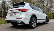 Essai Seat Tarraco e-Hybrid : extension logique