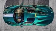 Touring Arese RH95 : une sculpture sur roues signée par un prestigieux carrossier