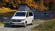 Volkswagen organise un rassemblement de vans en France