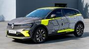 Renault Mégane électrique : voici à quoi elle ressemble