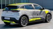 Renault Mégane E-Tech Electric (2022) : Place aux pré-productions