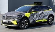 Renault Mégane E-Tech : voici la future Mégane électrique