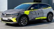 La Renault Mégane E-Tech électrique sur routes ouvertes