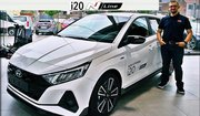 Vidéo Hyundai i20 N-line