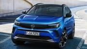 Opel dévoile le Grandland restylé : qu'est ce qui change ?