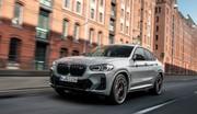 BMW X3 et X4 restylés : toutes les infos et photos officielles