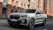 """BMW X4 : restylage pour le SUV """"coupé"""""""