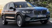 Le facelift des BMW X3 et X4 vient tout juste d'être dévoilé