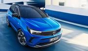 Opel : le Grandland perd son « X » et évolue profondément