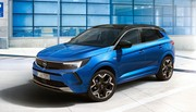 Opel Grandland restylé (2021) : gros lifting et fin du X