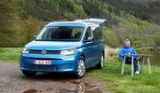 Volkswagen Caddy (Maxi) California : Un ticket pour le grand air !
