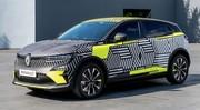 La Renault Mégane E-Tech électrique sur les routes