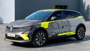Tests routiers pour la future Megane électrique