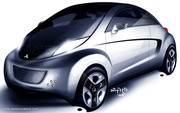 Mitsubishi découvre son concept électrique