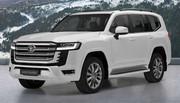 Nouveau Toyota Land Cruiser (2021) : Pas prévu en France