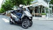 Essai : Le Peugeot Metropolis s'étoffe