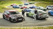 Nouvelle Audi RS3 : première image