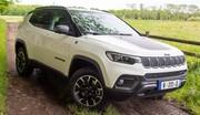 Essai Jeep Compass 4xe : l'hybride selon Jeep