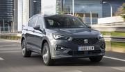 Essai Seat Tarraco e-hybrid : notre avis au volant du SUV hybride rechargeable