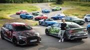 Audi RS 3 : découvrez les premières images officielles