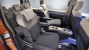 Nouveau Volkswagen Multivan 2021 : toutes les infos et photos