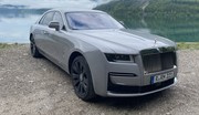 Essai Rolls-Royce Ghost : Est-elle la limousine parfaite ?