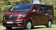 Essai Renault Trafic Combi (2021) : en voiture tout le monde !