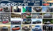 Résumé Auto Titre du 7 au 12 juin 2021