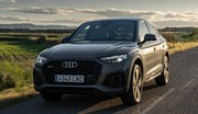 Essai Audi Q5 Sportback 40 TDI : avis au volant, prix, fiche technique