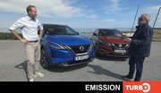 Emission Turbo : Nissan Qashqai, le best-seller de la marque