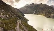 Les plus grands cols de Suisse : col du Grimsel