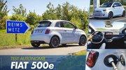 Fiat 500 électrique (2021) : l'essai vérité sur son autonomie