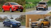 Renault, Dacia : les autonomies et vraies consommations des versions GPL