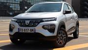 Essai de la Dacia Spring : son autonomie à l'épreuve d'une journée chargée