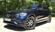 Essai Mercedes GLC 300 de (2021) : diesel mais hybride rechargeable mais diesel