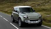 Land Rover Defender FCEV : Un prototype à hydrogène bientôt testé