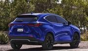 Lexus NX (2021) : une version hybride rechargeable pour la 2e génération du SUV
