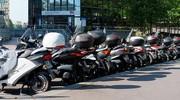 Paris : le stationnement payant en 2022 pour les motos et scooters thermiques