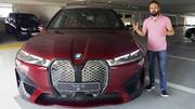 Nouveau BMW iX 2021 : prix, infos, premier contact en vidéo